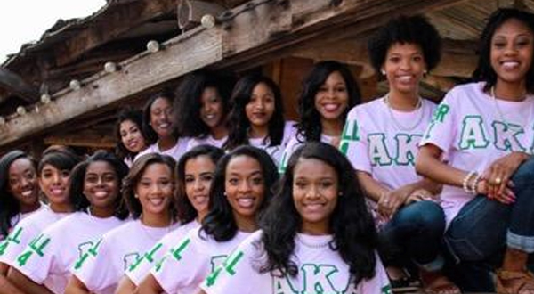 Alpha Kappa Alpha Probates 6 New Members