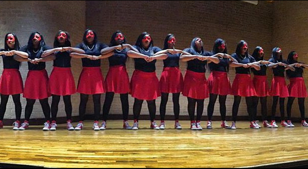 Delta Sigma Theta Probates 13 New Members